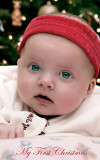 Baby Emma's First Christmas