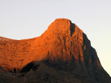 Sunrise on Ha Ling Peak