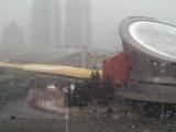Start of April 18th Snowstorm