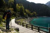 NonaT at the Long Lake, JZH Nature Park