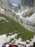 Forcella de Neve (Gruppo dei Cadini)