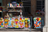 Vendedor de colores (La Habana)