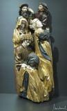 Fragmento de Calvario (Taller de Bruselas)
