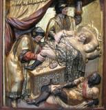 Milagro de los Santos Cosme y Damián (Isidro de Villoldo)