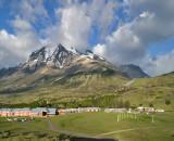 Macizo de El Paine - Hostería Las Torres