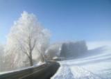 Mist is the veil of prudish bare sunshine