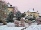 Snow is beautiful...