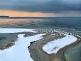 A small winter archipelago...