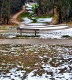 Winter Labyrinth...