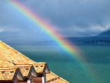 It's not strictly necessary to go to Ireland to become a rainbow chaser