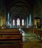 Gothic emptiness....