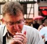 Sergey Nikolaevich Merzlikin is a smoker...
