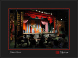Watching Chaozhou Opera instead of Beijing Olympics
