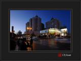 Kunming City At Night