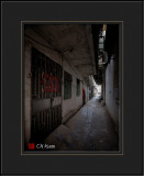 Alley in Huaiji City