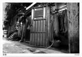 """The Backyard of a """"Siu Mei"""" Shop"""
