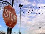 Stop:  No Loitering