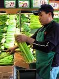 Dressing Celery