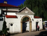 Synagogue Remuh, entrance