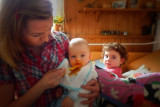 Amelka, Bruno and Kathy