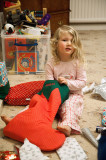 Abigail Negotiating Her Stocking, 2546