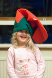 Abigail With Stocking Hat, 2605