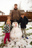 Snowman Completed, 2446