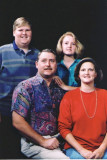 Bill & Karla Boyet Family - Gabe, Autumn, Bill, Karla 1993