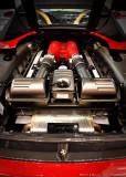F430 Spider F1 Engine