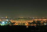 Moscou by night, le stade olympique