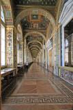 La galerie copie d'une galerie du Vatican