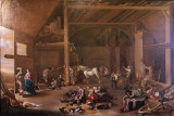 Salle des gardes ( Jacob Hule)