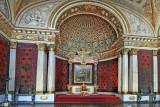 Salle Pierre premier ( petite salle du trone)