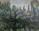 Bord de la Marne (Cézanne)