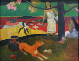 Pastorales tahitiennes ( Paul Gauguin)