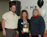Rex & Sis King  Russ King Memorial Owner of the Year Award
