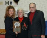 Russ & Pat Miner  Jeff Hassay Memorial Dedication Award