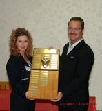 Ed Lynch, Jr. Charles & George Findlay Memorial Sportsmanship Award