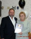 Brad Hibbard Bud Crum Memorial Good Guy Award