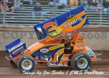 Lernerville Speedway All Star Sprints 04/25/08
