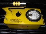 Civil Defense Geiger Counter CD V-700 Victoreen 6a