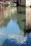 Annecy , la ville des mille reflets