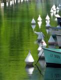 les eaux vertes