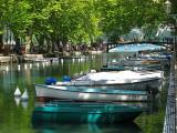 le canal vers le lac