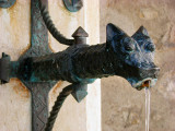 fontaine bestiale