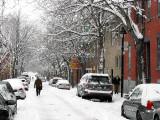 Montréal enneigé