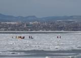 debouts sur la glace