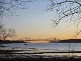 ouverture vers le pont