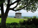 la Tour Martello des plaines