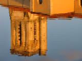 la tour prend garde ....à l'eau